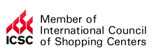 Member of International Council of Shopping Centers (ICSC)